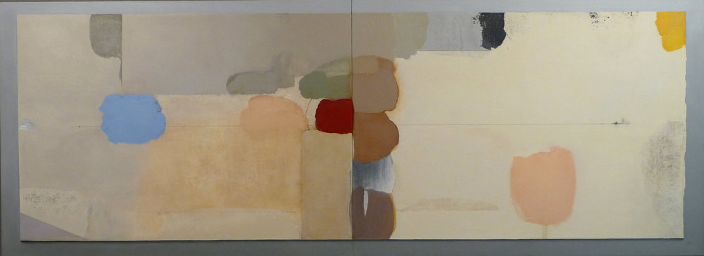"""Chips 408 Oil on canvas 96"""" x 35"""""""