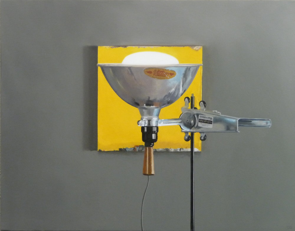 Uplight w: Yellow Canvas, 2014, oil on canvas, 22%22 x 28%22 copy.jpg