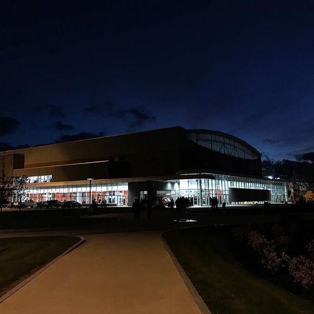 Daylight saving coming soon! #RIT #rochesterny #sky #upstatenewyork #theotherside