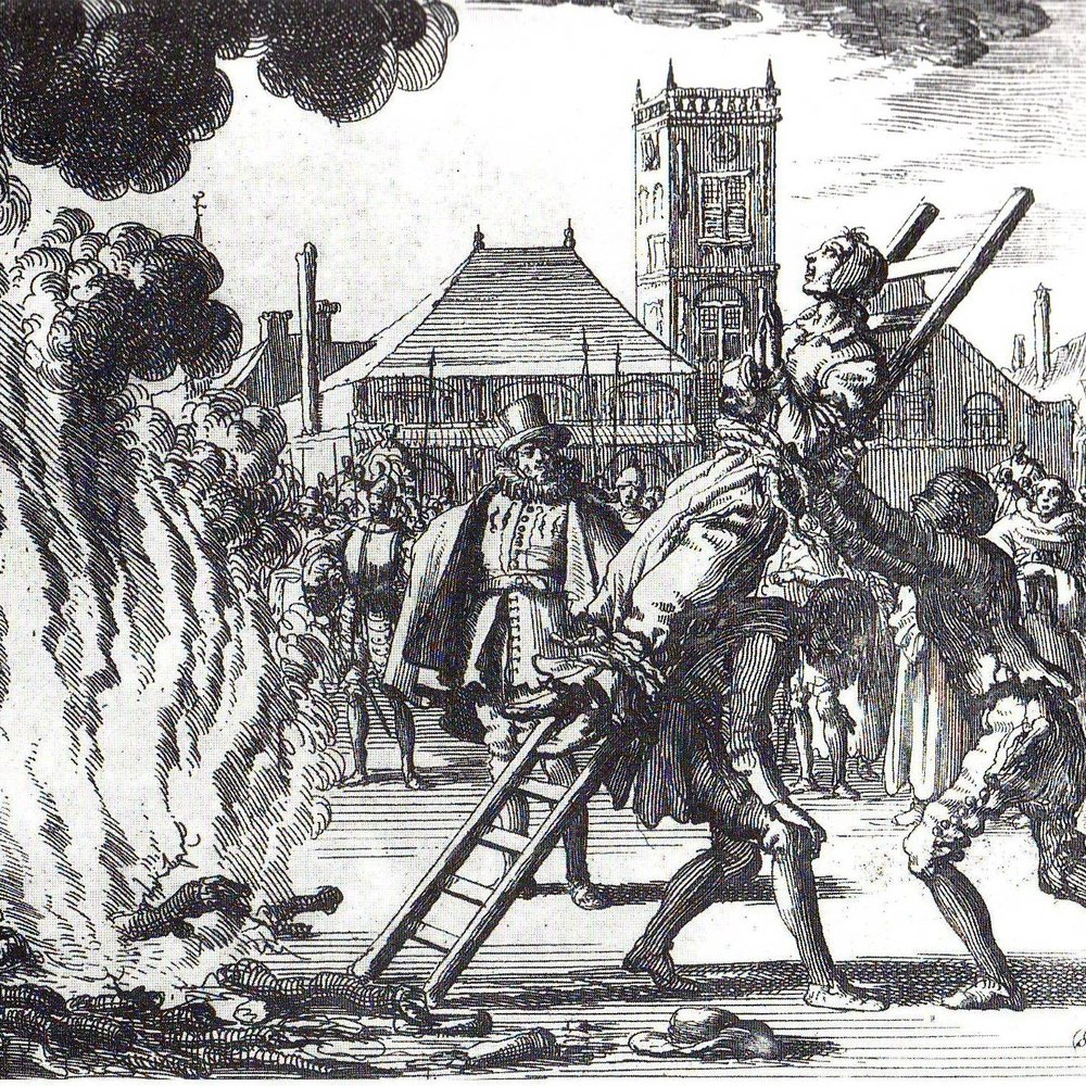 Witch Jan Luyken, execution of Anne Hendricks in Amsterdam 1571.JPG
