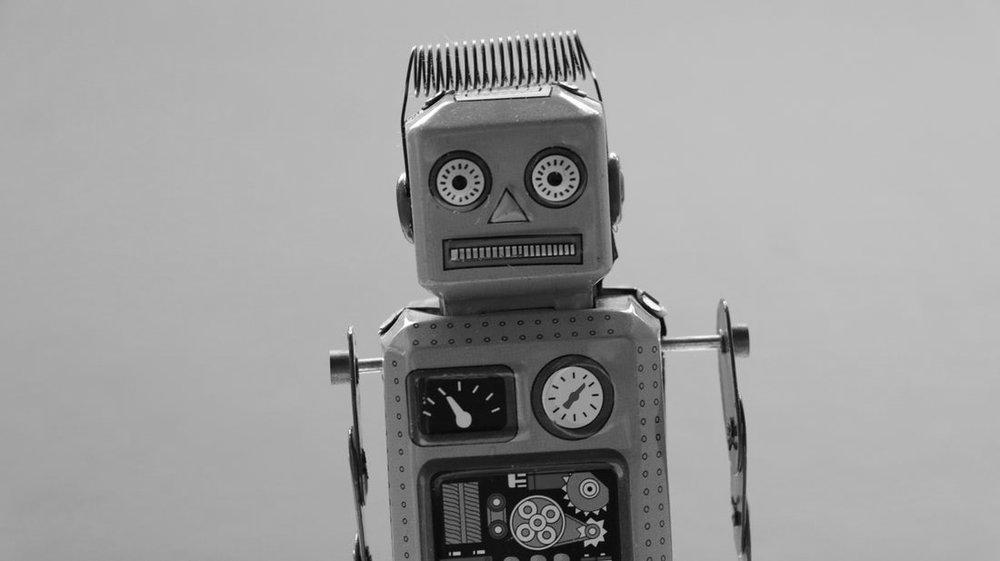A toy robot