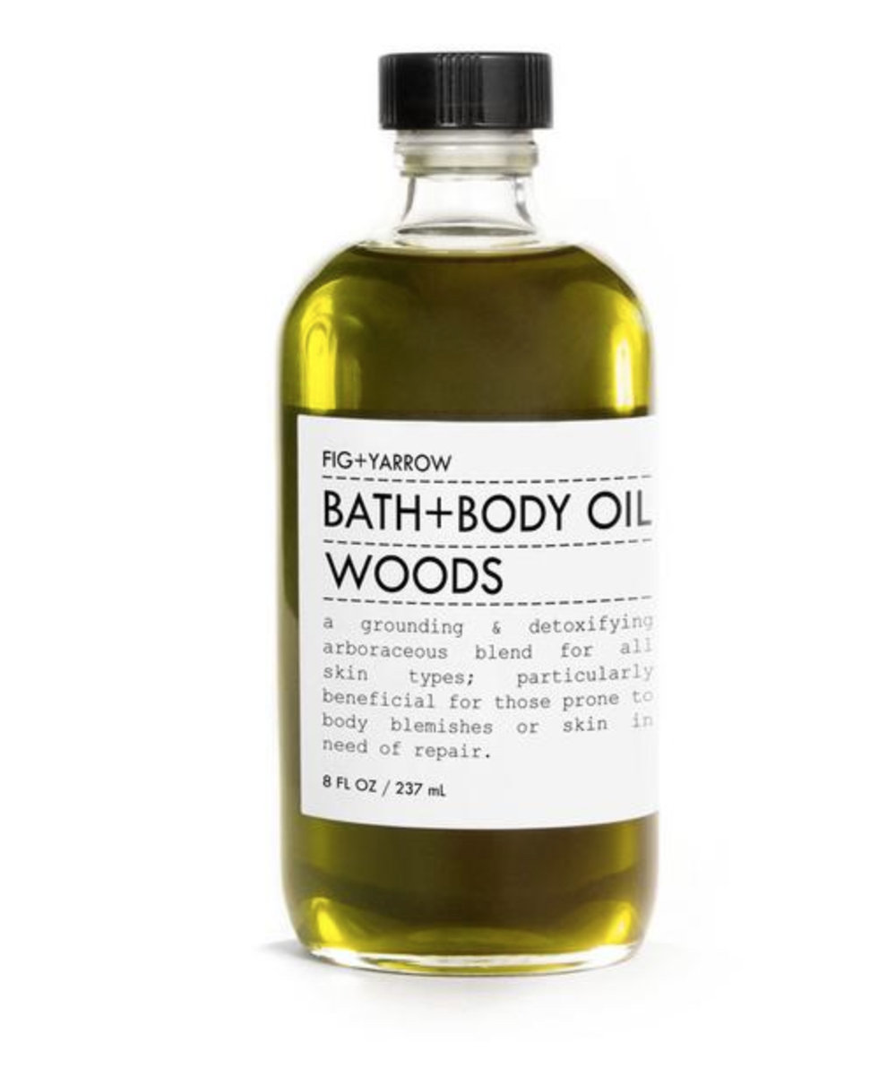 Multi-Hyphenate: - This multi-purpose bath & body oil can be used for a good old bath soak, all-over moisturizer and massage oil, as well as oil cleanser for the face and moisturizer for dry hair strands, dry hands and cracked cuticles. Made with oils like hemp seed, olive, avocado and grape, which are richly nutritive and detoxifying.