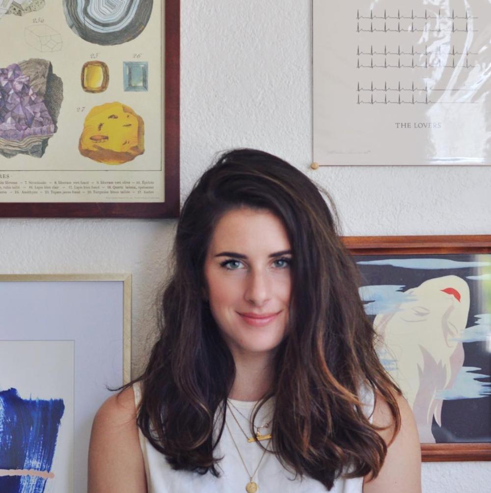 Holisticism founder Michelle Pellizzon