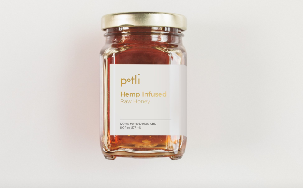Potli - What started out as a THC infused honey has now segwayed into a CBD version of this cult fave. Potli extracts their cannabis using clean, solvent-less Co2, which ensures purity. Each batch is one of a hundred and is grown and packaged in Northern California. The supply of USDA organic raw, wildflower honey is harvested from their own hives in the East Bay area. Each jar contains all the benefits of soothing, healing and ayurvedic properties of natural honey. And if you are in NY or LA, you can stop by Matcha Bar and get a CBD infused matcha latte-what's better than that?