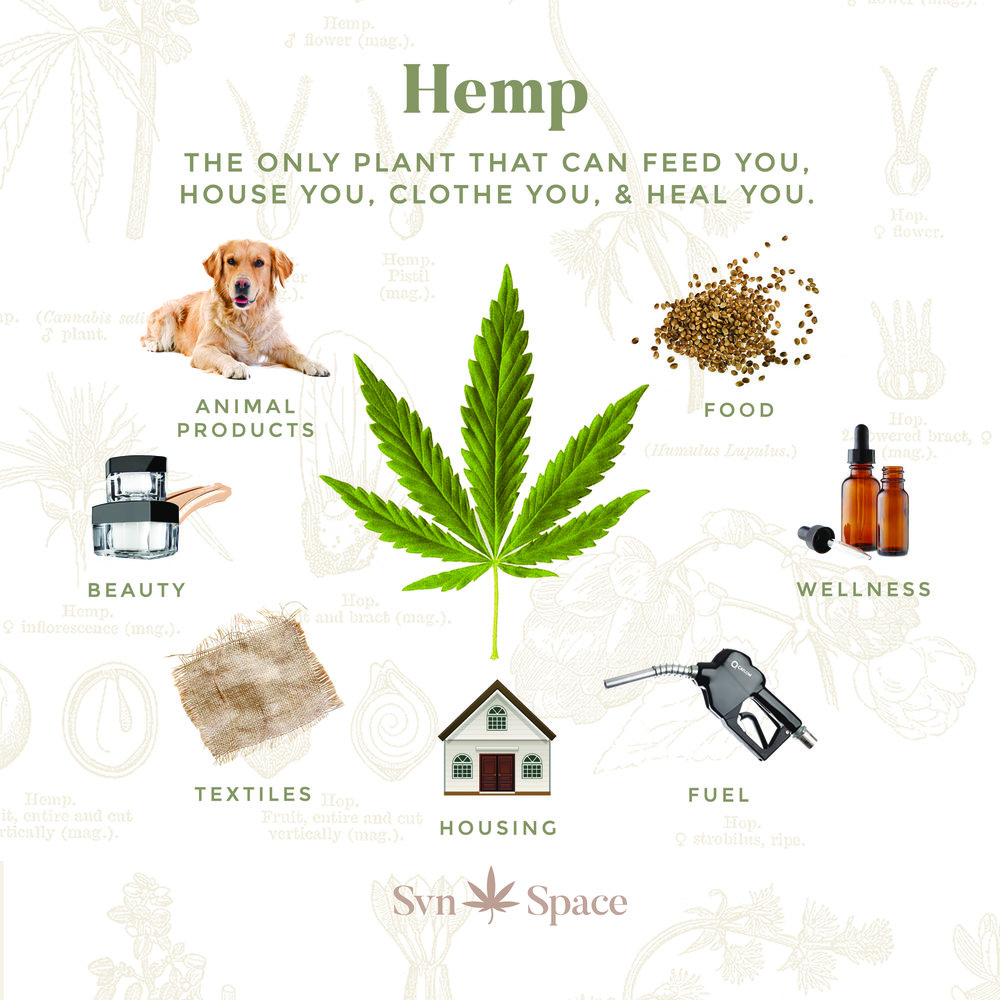 Svn Space Uses For Hemp