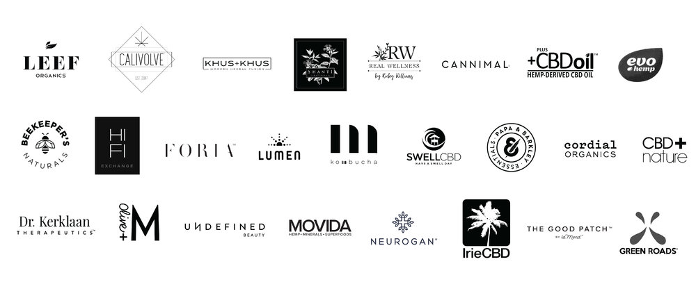 Brand partners from our 2nd Hempanna event