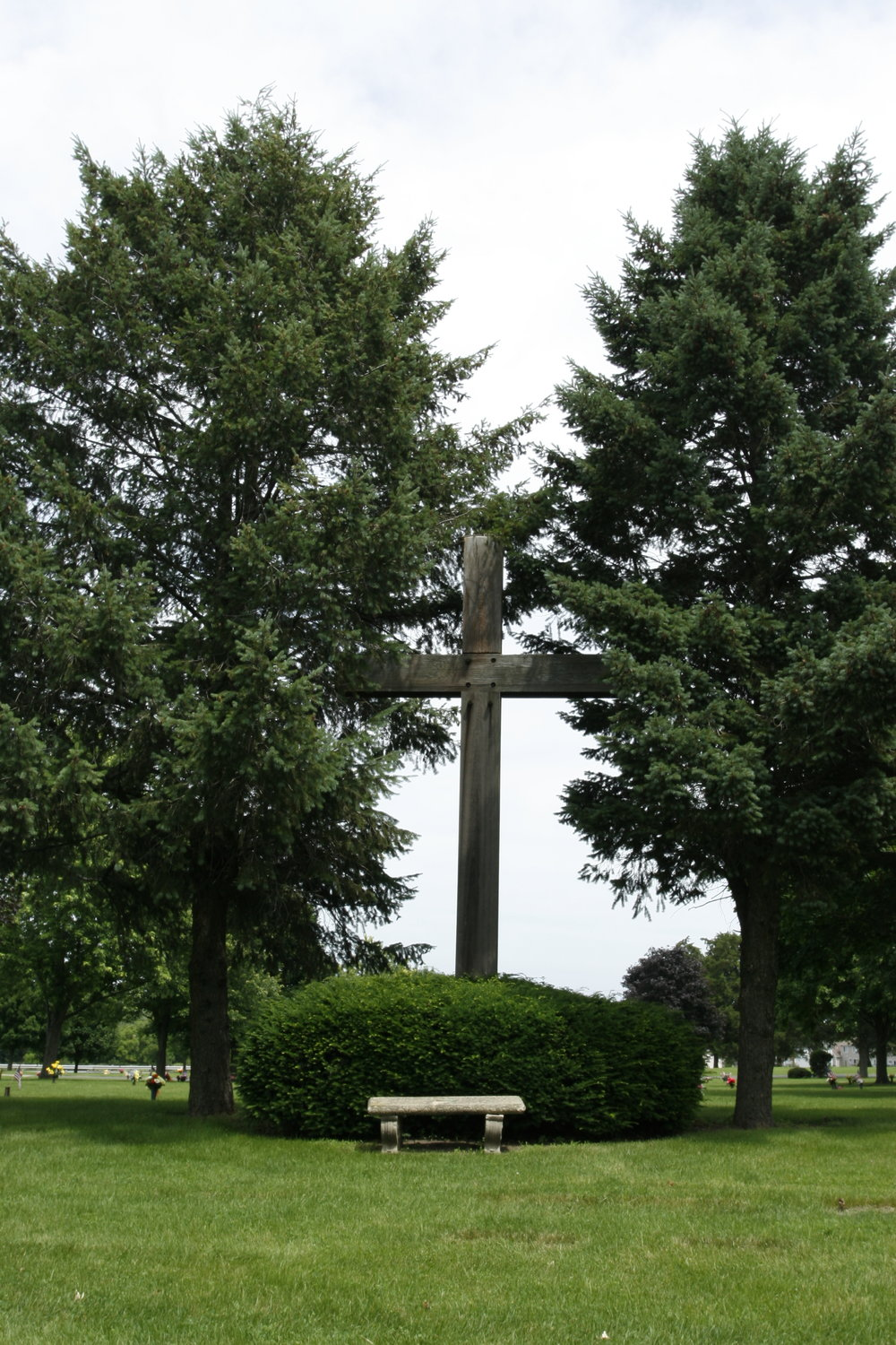 cross amongst trees.JPG