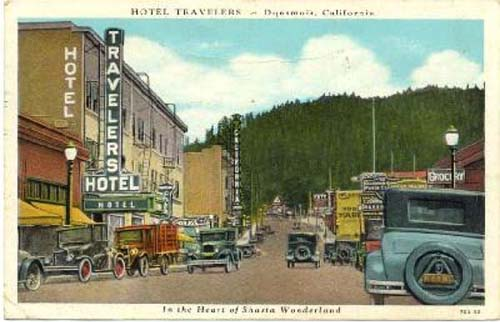 Dunsmuir Ave c.1920s