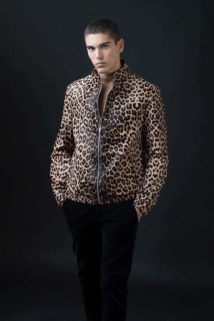 Jacket -  Nicola Indelicato , trousers -  Department 5