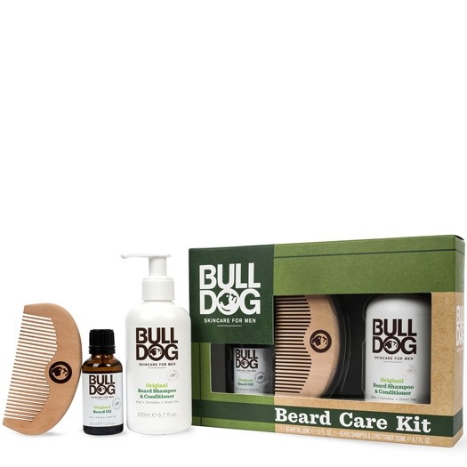 Bulldog beard care kit  - £15