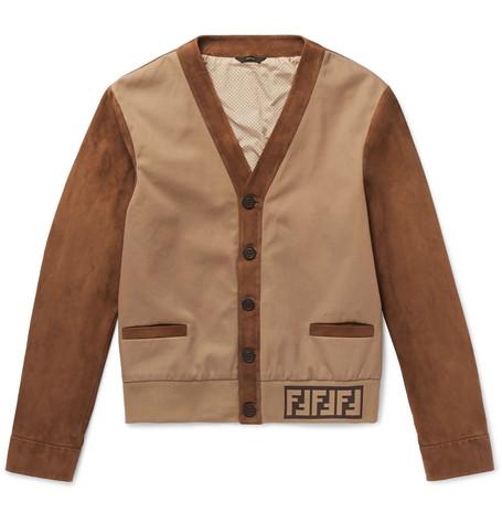 Fendi jacket at Mr Porter  - £2,000