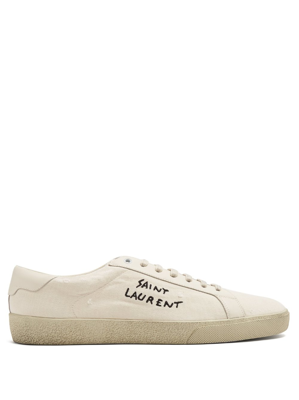 Saint Laurent sneakers at Matches Fashion  - £425