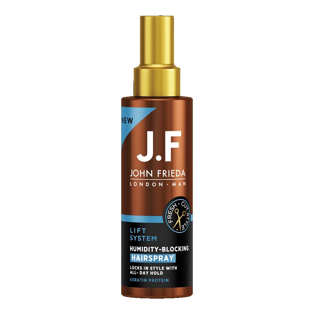 Lift System Humidity Blocking Hairspray