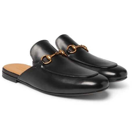 Gucci loafers - £495