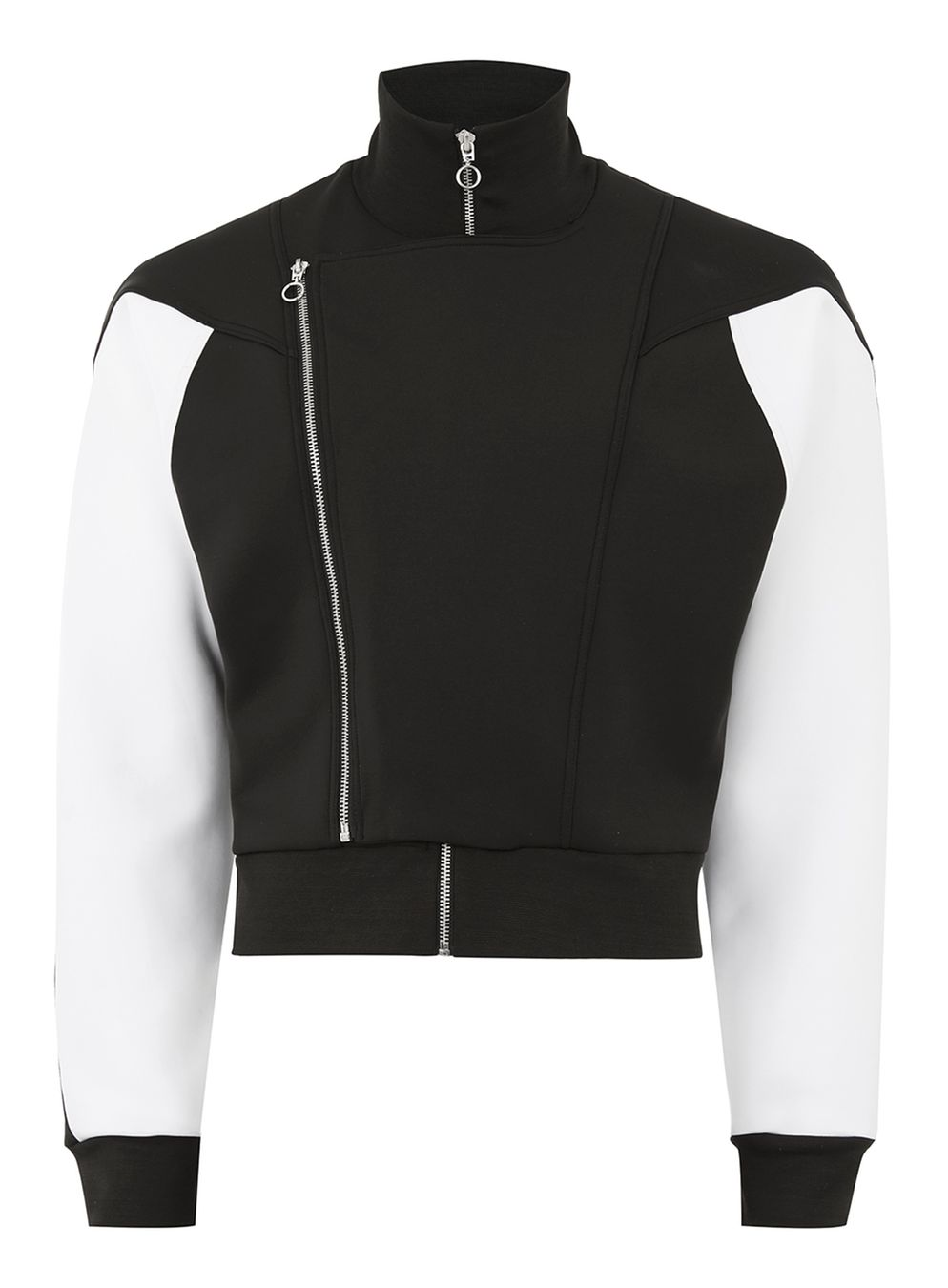 Topman track top - £85 - From the SS18 catwalk collection and a fashion forward version of the classic track top