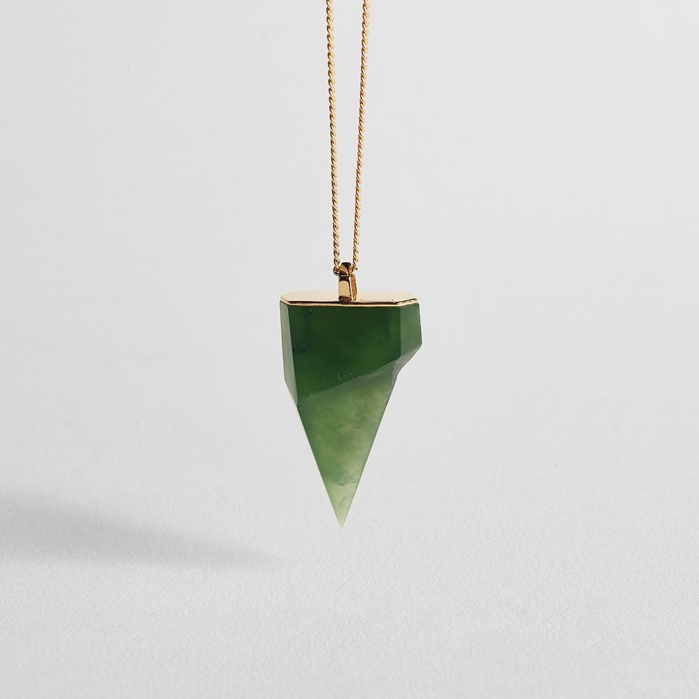 Alex Orso necklace - £250 - Masculine accessories from a brand we are really digging right now