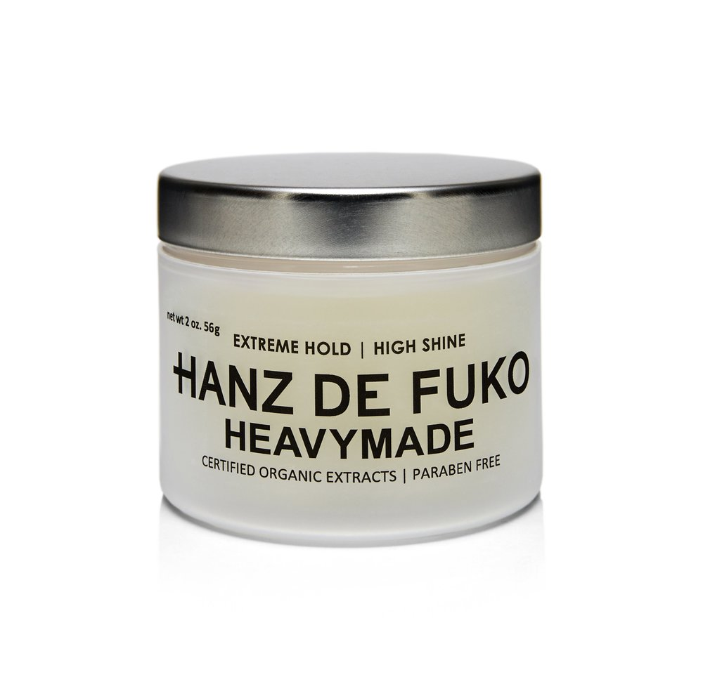Hanz De Fuko heavymade pomade - £16 - Manipulate your hair any way you please