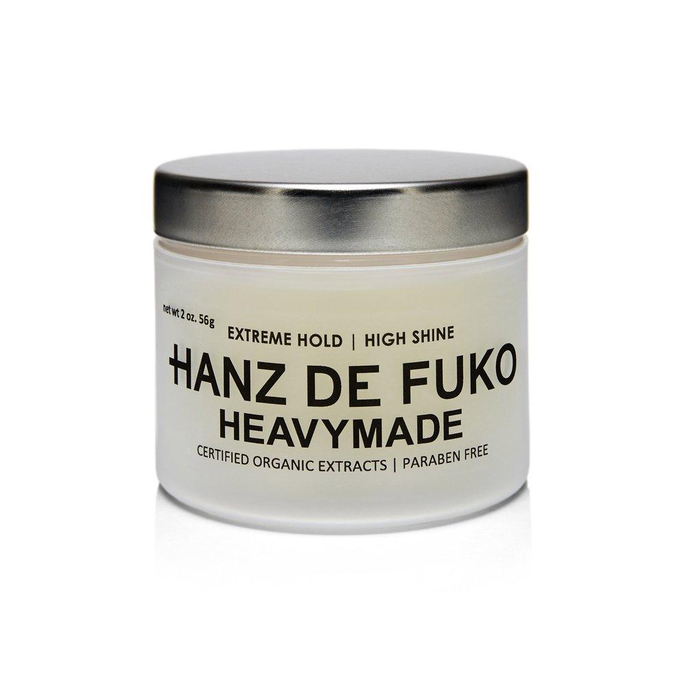 Hanz De Fuko heavymade pomade - £16 - Manipulate your hair any way you please