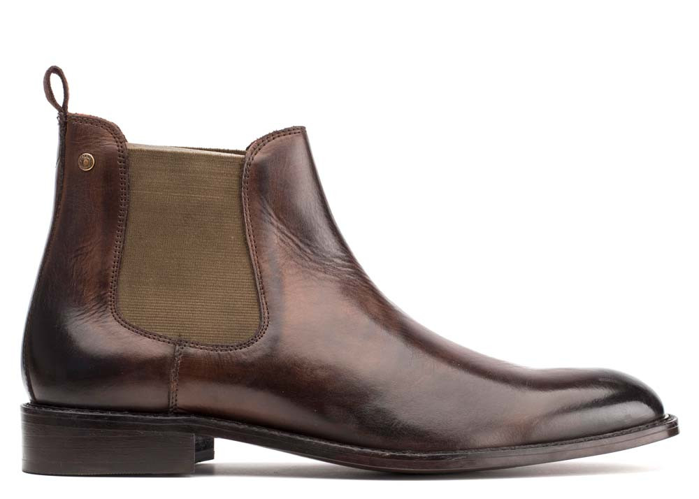 Truman burnished boot  - £79.99