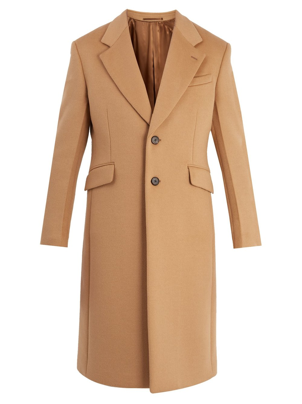Prada overcoat at Matches Fashion - £3,060