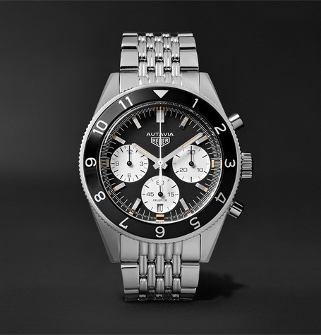 TAG Heuer Autovia Chronograph at Mr Porter - £4,350