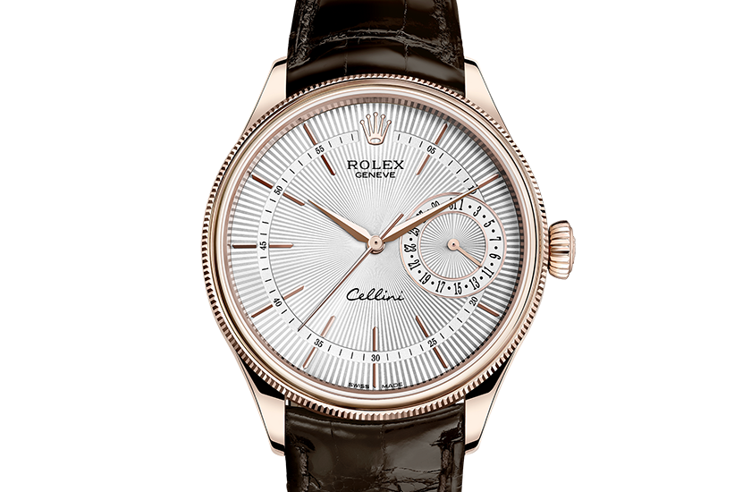 Rolex Cellini date watch at Goldsmiths - £13,150