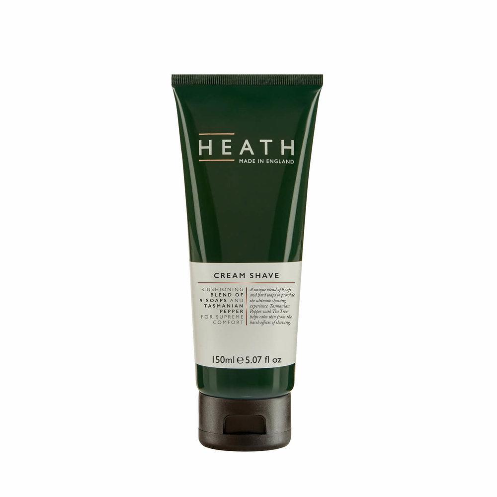 Cream shave  - £8