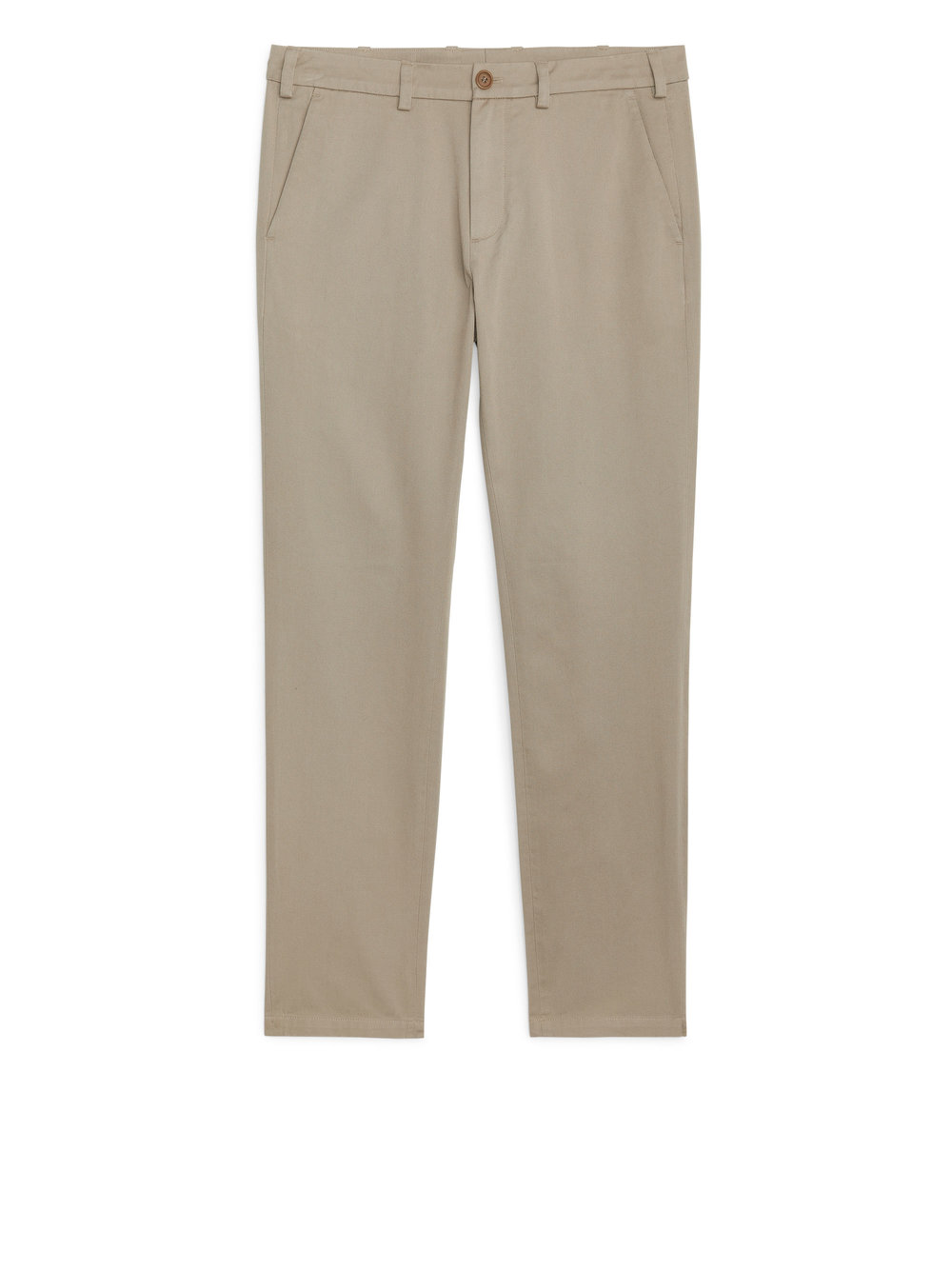 Arket chinos - £55 - ... to be worn with these slim cut chinos