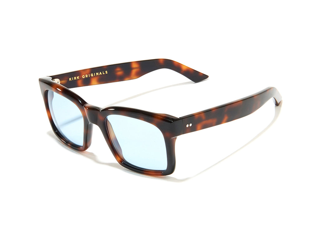 Kirk Originals sunglasses - £425 - Buy and wait for the sun to come out. Then wear. Everyday. With everything.