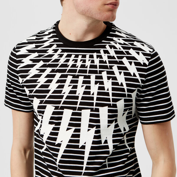 Neil Barrett T-shirt at Coggles - £240 - Giving whole new meaning to the term