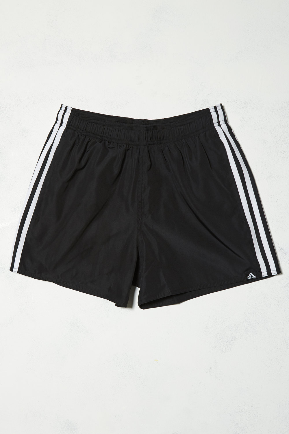 adidas three stripe swim shorts - £25
