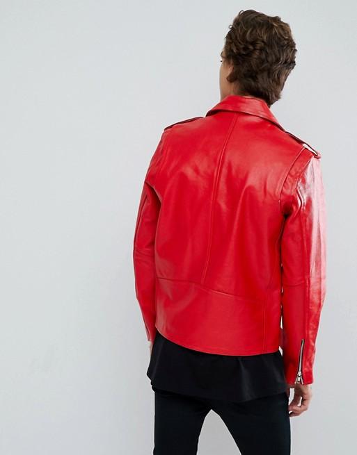 Reclaimed Vintage red jacket - £90 at Asos