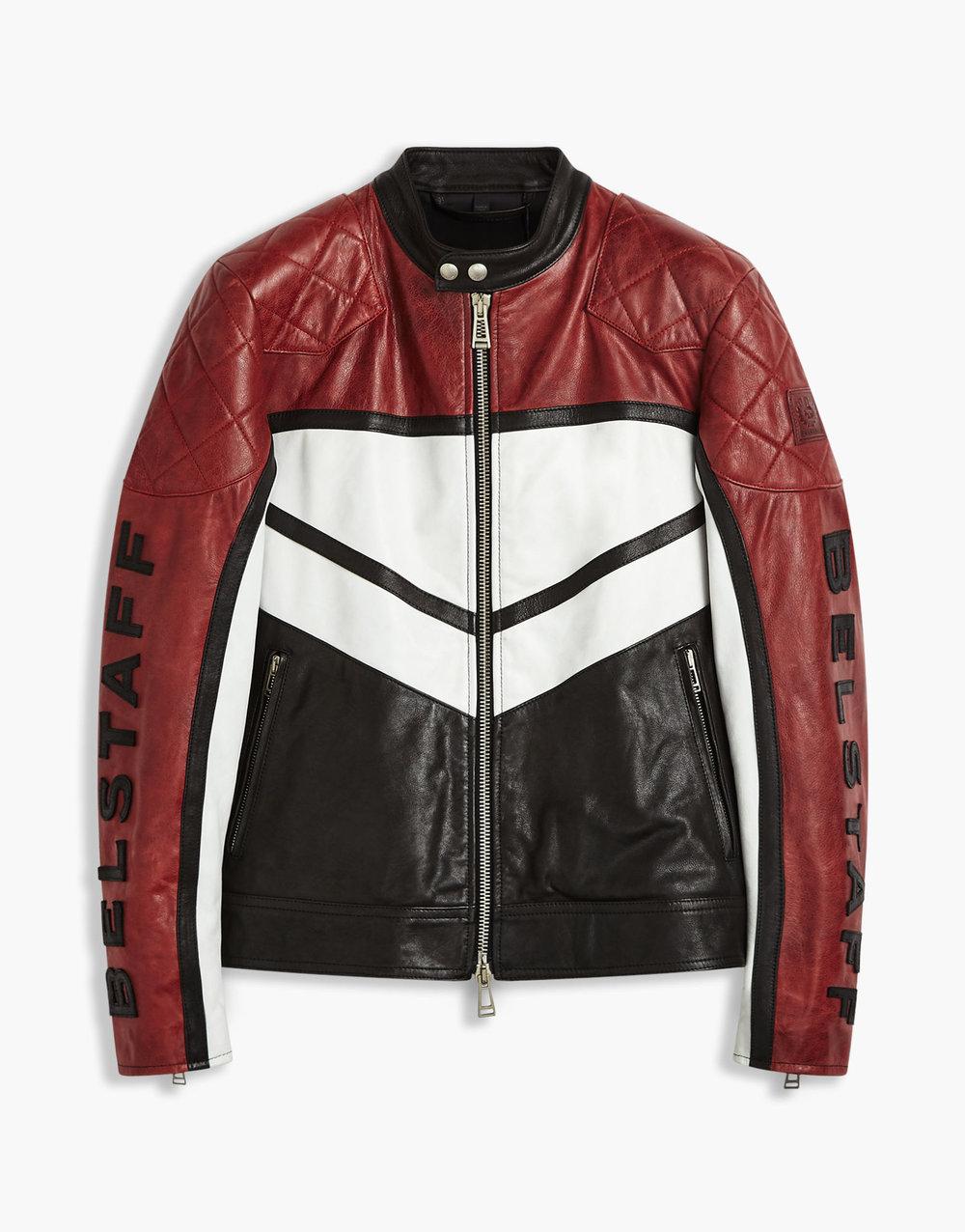 Morleigh biker jacket - £1,450 at Belstaff