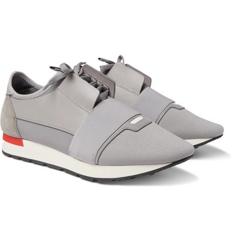 Balenciaga sneakers - £455 at Mr Porter
