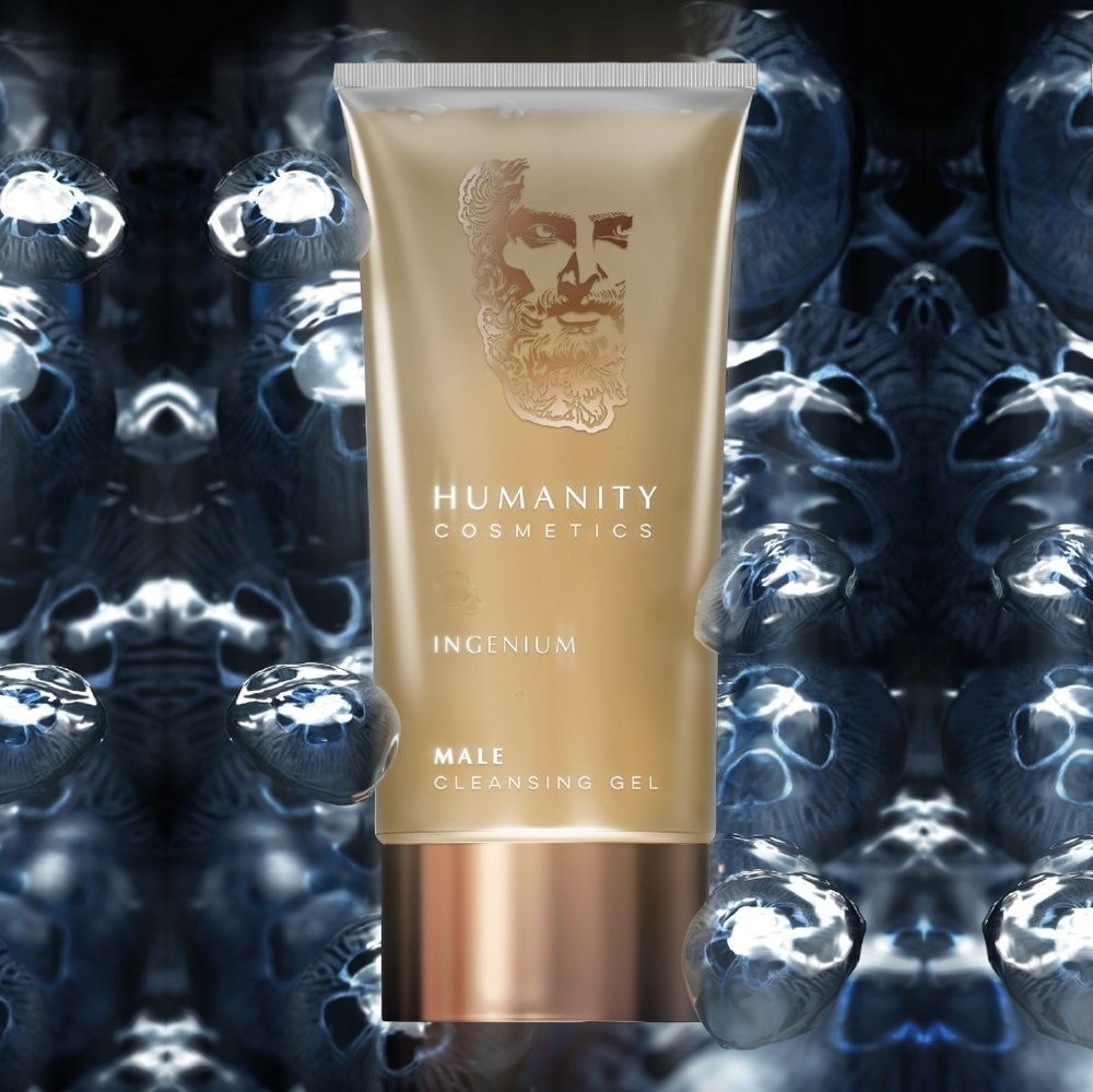 Cleansing gel - £36