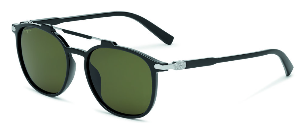 Salvatore Ferragamo shades - £195 - Now that the sunshine has arrived, its time to invest in these masculine and classic shades
