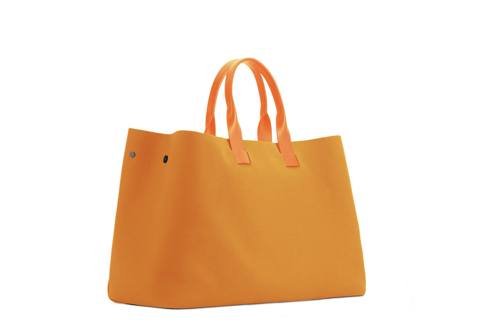 Troubadour Summer Tote - Orange.jpg