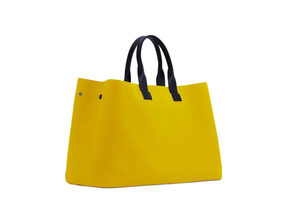 Troubadour Summer Tote - Yellow.jpg