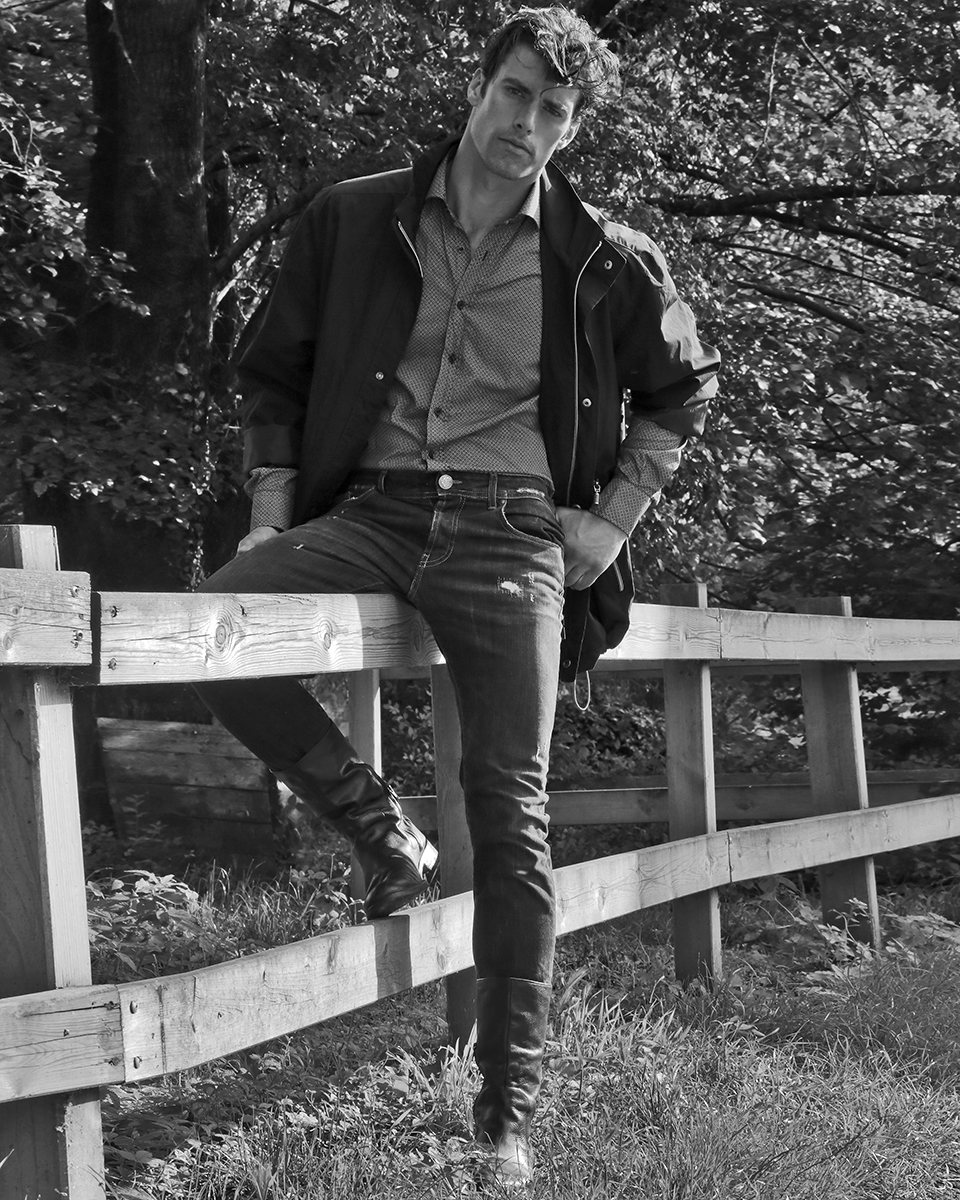Jacket - stylists own, Shirt -  Pepe Jeans , denim -  Liu-Jo , boots -  Zara