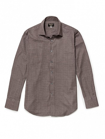 Emma Willis brushed cotton shirt - £240