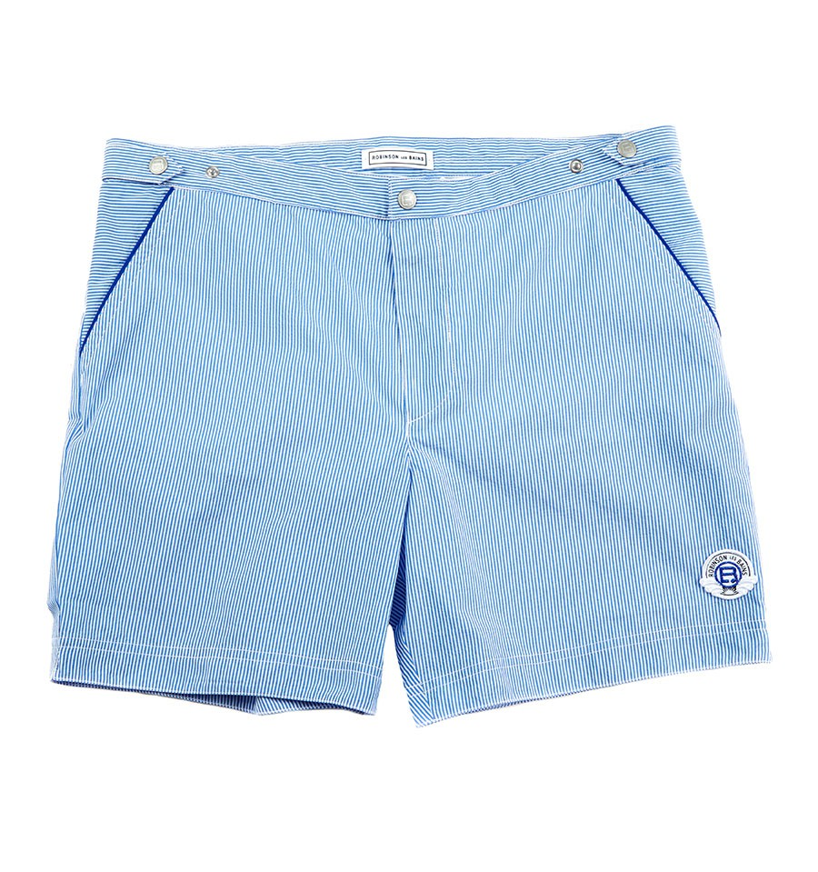 Robinson les Bains swimming trunks - £126