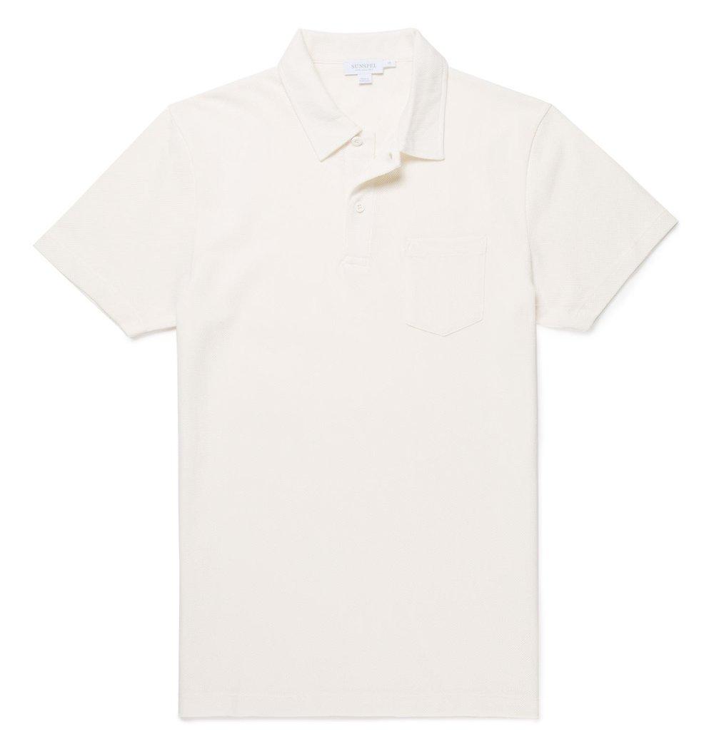 Sunspel polo shirt - £85