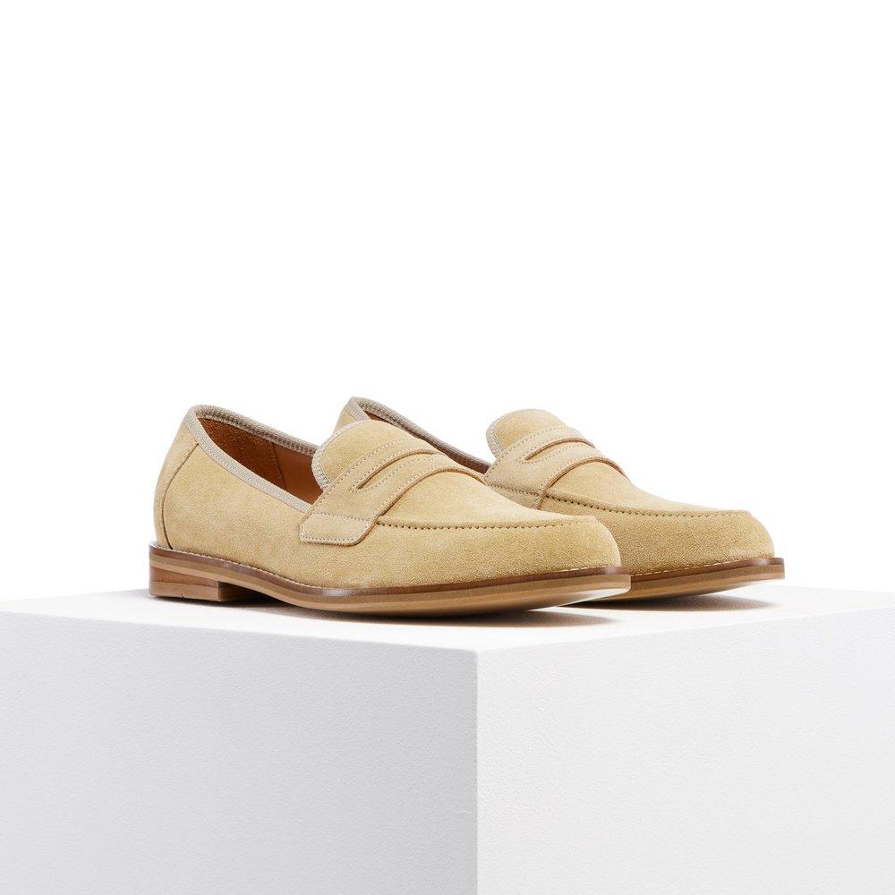 Duke & Dexter penny loafers - £225
