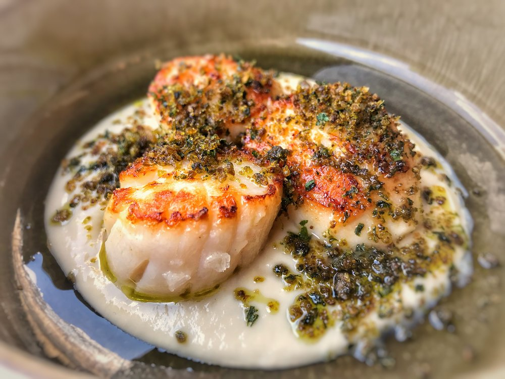 Scallops Starter - photo by Michael Radley.png
