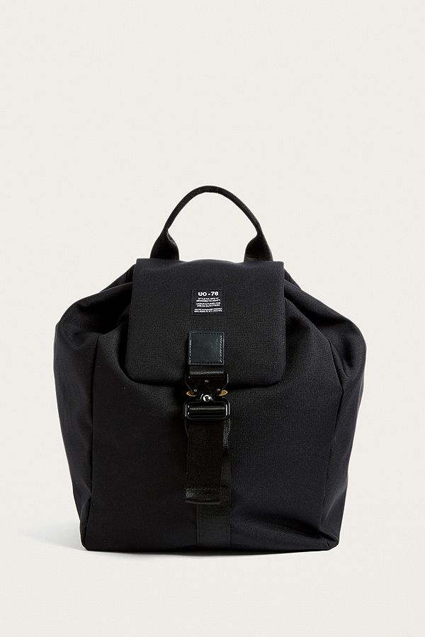 Urban Outfitters backpack - £40 - Is there anything that won't fit in this sleek & minimalist bag?