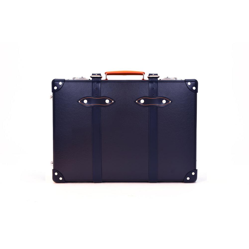 Globe-Trotter Toscana suitcase - £1,260 - Because every rakish gent needs a rakish suitcase to transport his rakish wardrobe around on his rakish travels