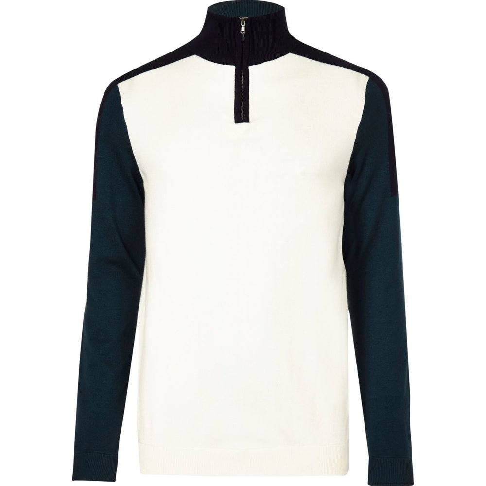 River Island zip-up - £32