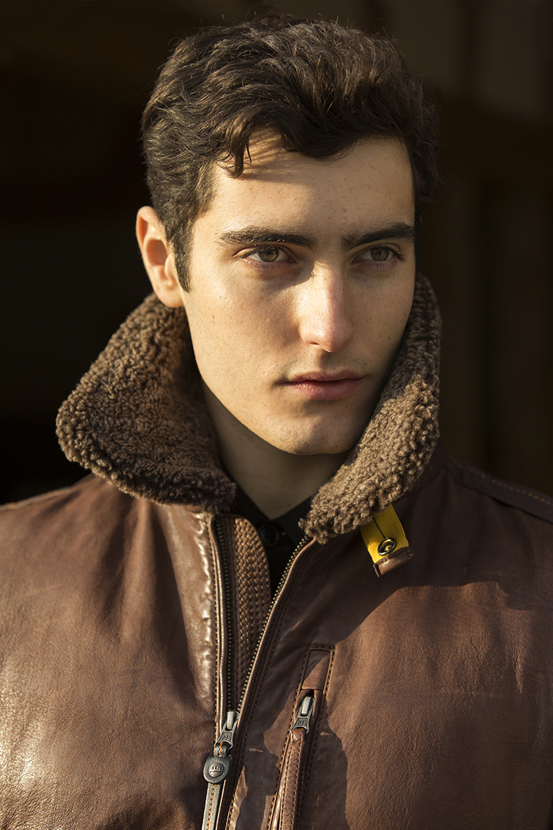 Jacket –  Parajumpers , Polo shirt –  Oliver Sweeney , Chinos –  R.M. Williams , Boots –  Oliver Sweeney , Belt –  R.M. Williams
