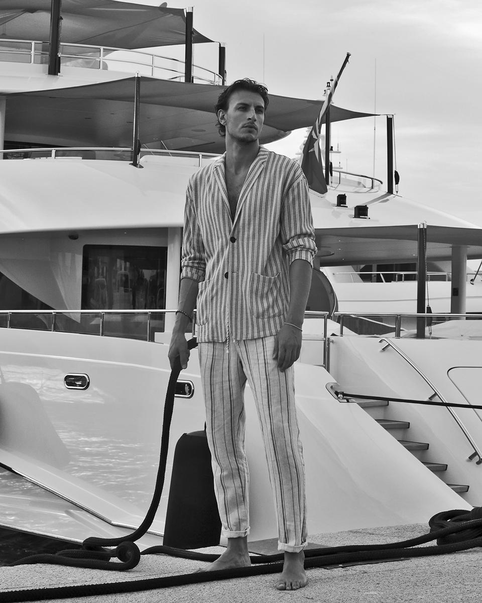 Trousers -  Zara , Jacket -  Daniele Alessandrini