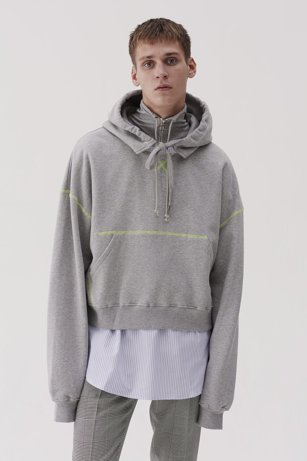 CMMN SWDN sweatshirt - £190 - Some people would wear this out.